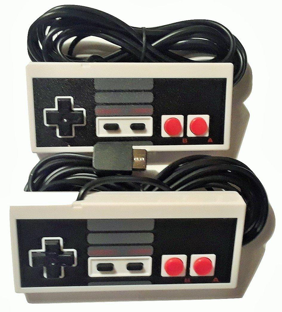Retro NES Classic Controller (2-Pack)