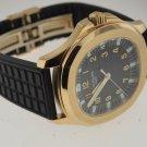 Patek 18k Aquanaught Gentleman's Watch