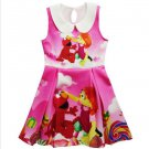 NWT Sesame Street Elmo Julia With Autism Birthday Dress In Pink Or Green 3-6