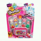 NWDB Shopkins Season 4 Collectors Edition Action Figures 12 Pack For Christmas