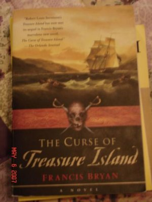 Curse of Treasure Island by Francis Bryan