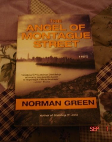 ANGEL OF MONTAGUE STREET BY NORMAN GREEN