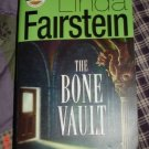 BONE VAULT BY LINDA FAIRSTEIN
