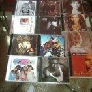 LOT OF 12 POP CDS