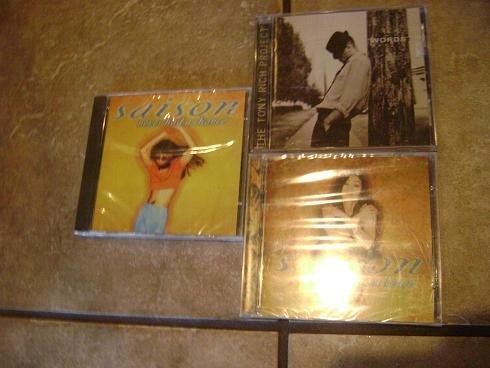 lot of 3 r&b cds