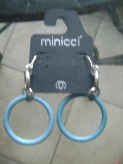 minicci earings nwt