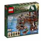 LEGO 79016 The Hobbit Attack on Lake-town
