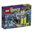 LEGO 79119 Teenage Mutant Ninja Turtles Mutation Chamber Unleashed