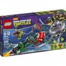 LEGO 79120 Teenage Mutant Ninja Turtles T-Rawket Sky Strike