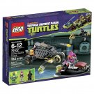 LEGO 79102 Teenage Mutant Ninja Turtles Stealth Shell in Pursuit