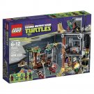 LEGO 79103 Teenage Mutant Ninja Turtles Turtle Lair Attack