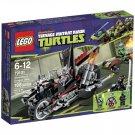 LEGO 79101 Teenage Mutant Ninja Turtles Shredder's Dragon Bike