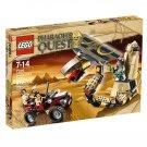 LEGO 7325 Pharaoh's Quest Cursed Cobra Statue