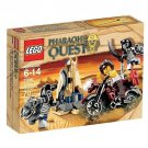 LEGO 7306 Pharaoh's Quest Golden Staff Guardian