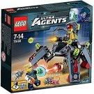 LEGO 70166 Ultra Agents Spyclops Infiltration