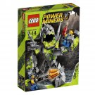 LEGO 8962 Power Miners Crystal King