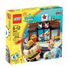 LEGO 3833 SpongeBob Squarepants Krusty Krab Adventures