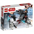 2018 NEW LEGO 75197 Star Wars First Order Specialists Battle Pack