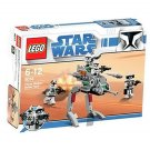 LEGO 8014 Star Wars Clone Walker Battle Pack