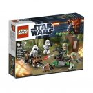 LEGO 9489 Star Wars Endor Rebel Trooper & Imperial Trooper Battle Pack