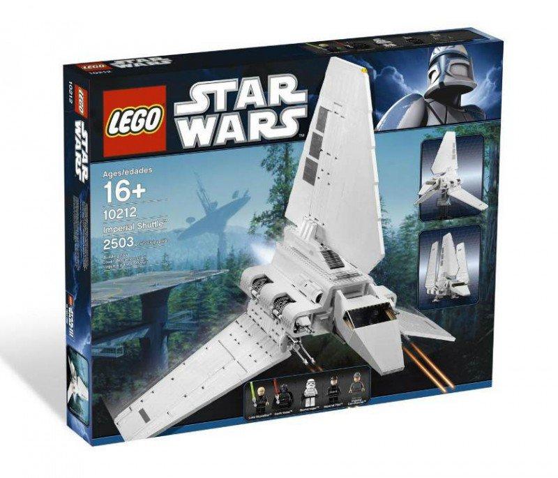LEGO 10212 Star Wars Imperial Shuttle