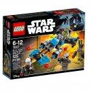 LEGO 75167 Star Wars Bounty Hunter Speeder Bike Battle Pack