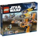 LEGO 7962 Star Wars Anakin's & Sebulba's Podracers
