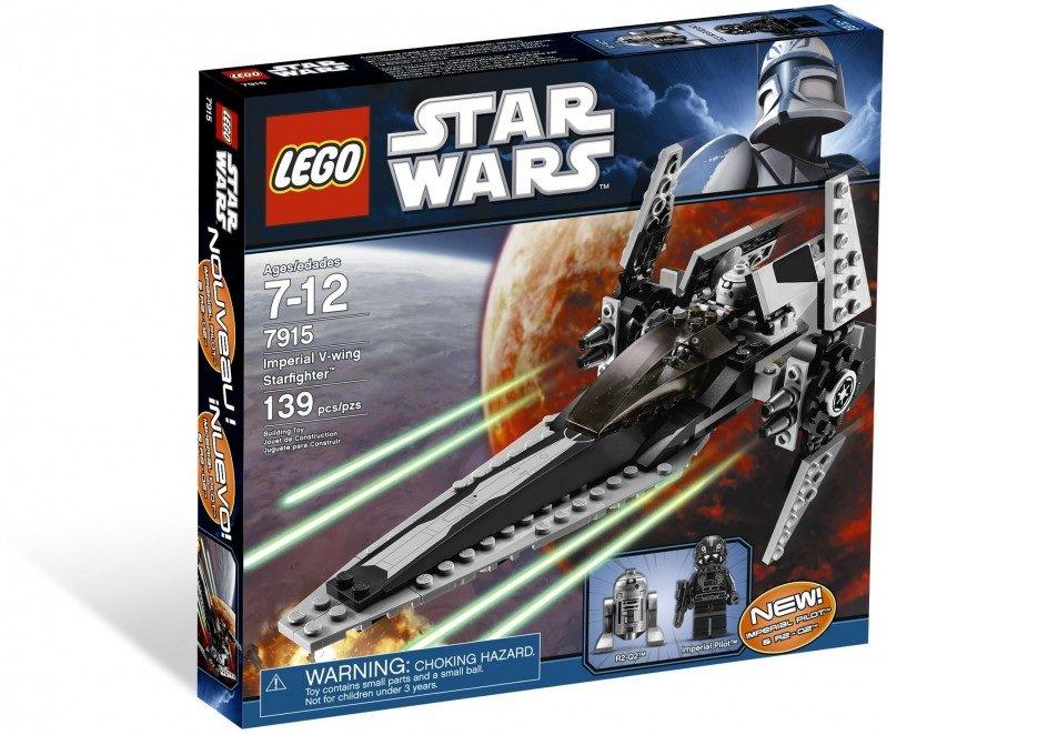 LEGO 7915 Star Wars Imperial V-Wing Starfighter