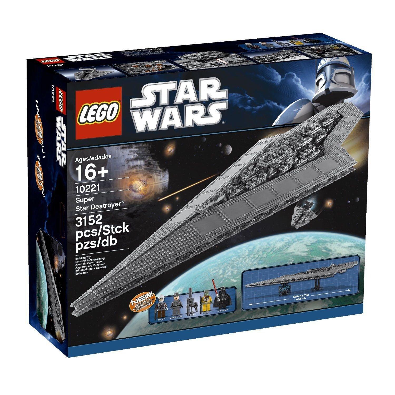 LEGO 10221 Star Wars Super Star Destroyer