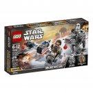 LEGO 75195 Star Wars Ski Speeder vs. First Order Walker Microfighters