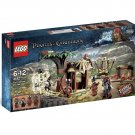 LEGO 4182 Pirates of the Caribbean The Cannibal Escape
