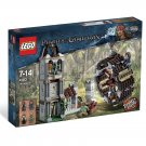 LEGO 4183 Pirates of the Caribbean The Mill