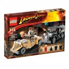 LEGO 7682 Indiana Jones Shanghai Chase