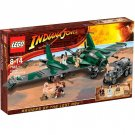 LEGO 7683 Indiana Jones Fight on the Flying Wing