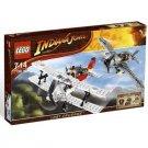 LEGO 7198 Indiana Jones Fighter Plane Attack