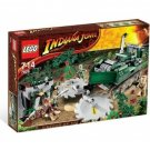 LEGO 7626 Indiana Jones Jungle Cutter