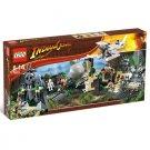 LEGO 7623 Indiana Jones Temple Escape