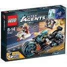 LEGO 70167 Ultra Agents Invizable Gold Getaway