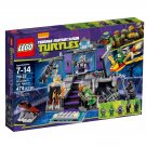 LEGO 79122 Teenage Mutant Ninja Turtles Shredder's Lair Rescue