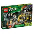 LEGO 79115 Teenage Mutant Ninja Turtles Turtles Van Takedown