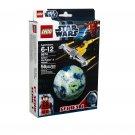 LEGO 9674 Star Wars Naboo Starfighter & Naboo