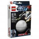 LEGO 9676 Star Wars TIE Interceptor & Death Star