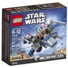 LEGO 75125 Star Wars Resistance X-Wing Fighter Microfighters