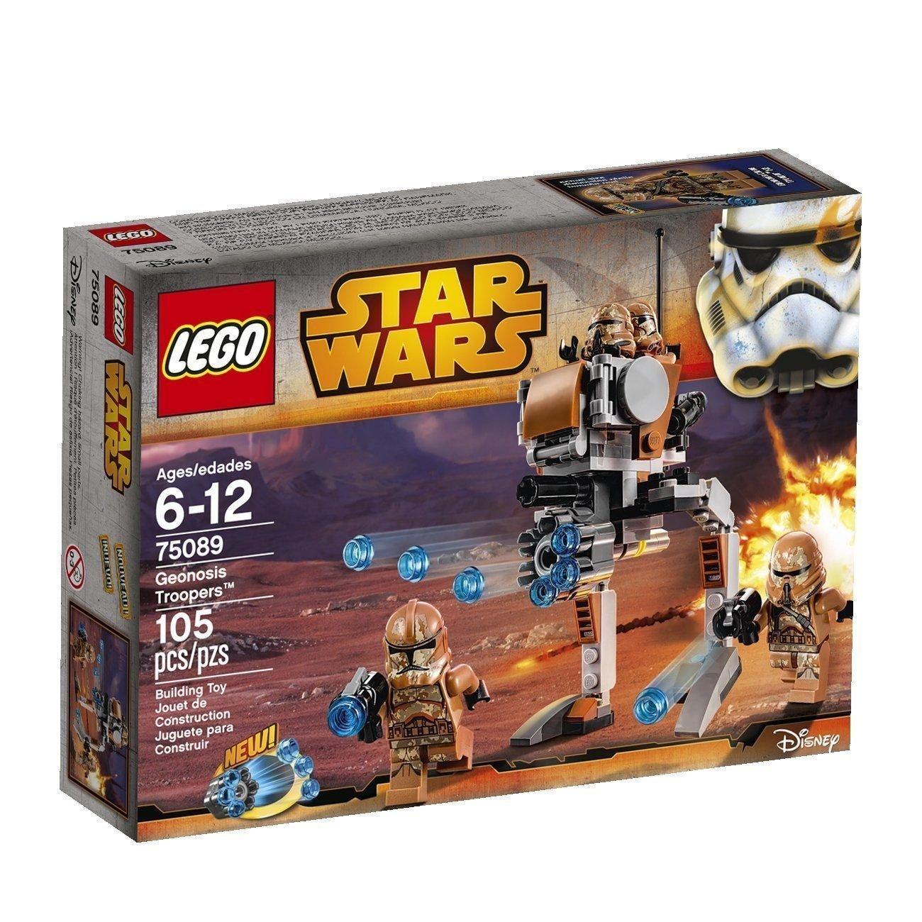 LEGO 75089 Star Wars Geonosis Troopers