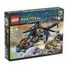 LEGO 8971 Agents 2.0 Aerial Defense Unit