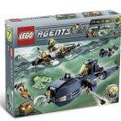 LEGO 8636 Agents Deep Sea Quest