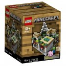 LEGO 21105 Minecraft Micro World: The Village
