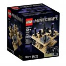 LEGO 21107 Minecraft Micro World: The End