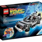 LEGO 21103 Ideas Back To The Future The DeLorean Time Machine