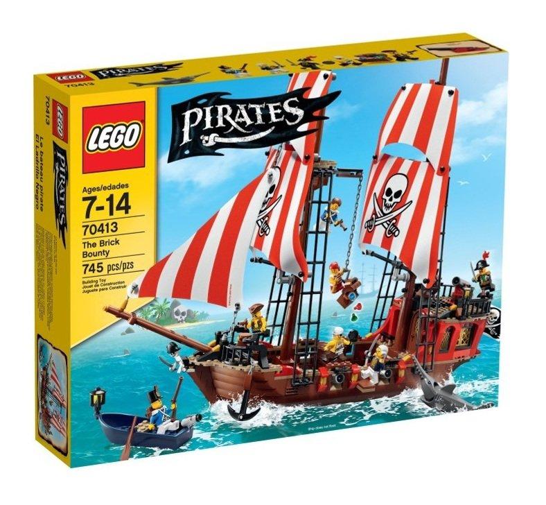 LEGO 70413 Pirates Series The Brick Bounty